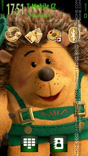 Toys - Hedgehog es el tema de pantalla
