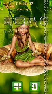 Fairy Children es el tema de pantalla