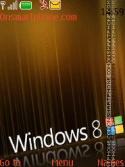 Build Windows Full Touch theme screenshot