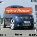 Audi A3 Sportback es el tema de pantalla