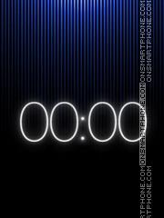Digital Clock V3 es el tema de pantalla