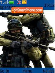 Counter Strike 03 es el tema de pantalla