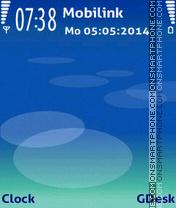 Nokia defalt es el tema de pantalla