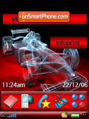 McLaren F1 theme screenshot