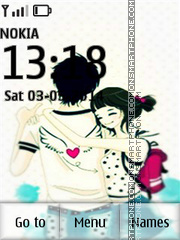 Couple 08 theme screenshot