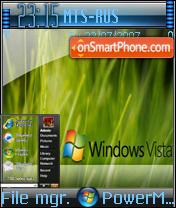 Win Vista v3 01 es el tema de pantalla