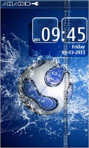 Soccer Ball 02 es el tema de pantalla