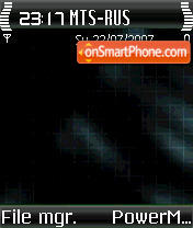 Vmicq theme screenshot