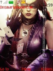 Harley Quinn Injustice theme screenshot