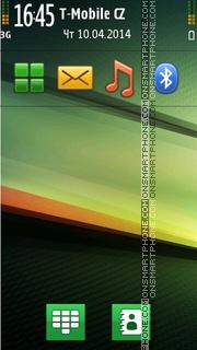 Design 06 es el tema de pantalla