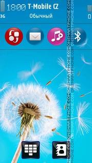 Dandelion 05 es el tema de pantalla
