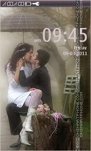 Romantic 06 theme screenshot