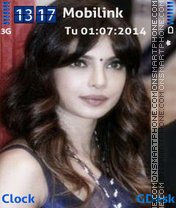 Priyanka chopra es el tema de pantalla