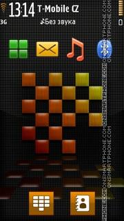 Black Squares es el tema de pantalla