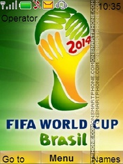 Fifaworldcup theme screenshot
