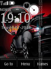 Nissan Juke R theme screenshot