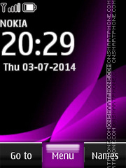iOS Icons theme screenshot
