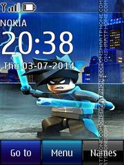Lego 01 theme screenshot