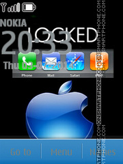 Locked 01 Theme-Screenshot