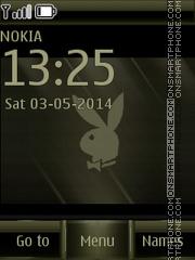 Playboy Logo 03 es el tema de pantalla