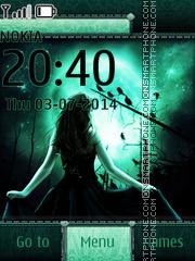 Fairy Moon 01 Theme-Screenshot