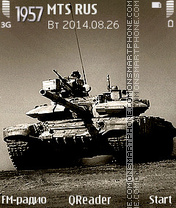 T-90 theme screenshot