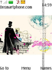 Sailor Moon Crystal theme screenshot