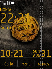 Islamic 04 theme screenshot
