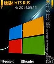 Windows-9 theme screenshot