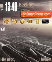 Dream Reality theme screenshot