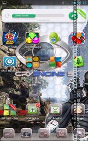 Crysis 3 01 tema screenshot