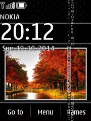 Autumn Slides 2 theme screenshot