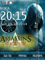 Assassins Creed 04 es el tema de pantalla