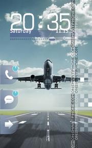 Locker Theme54 theme screenshot