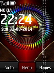 Nokia Lumia 535 Colors Theme-Screenshot