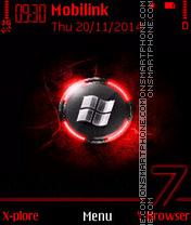 WindowR theme screenshot