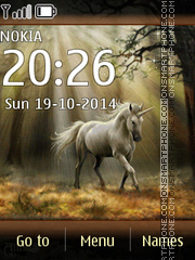 Unicorn 04 Theme-Screenshot
