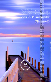 Locker Theme76 theme screenshot