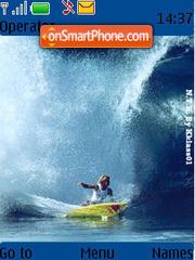 Surfs Up 01 theme screenshot