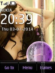 Katy Perry 03 es el tema de pantalla