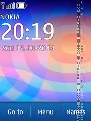 Lock Screen es el tema de pantalla