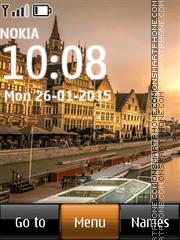 Amsterdam Attractions es el tema de pantalla