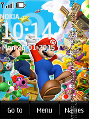 Mario Party 03 tema screenshot