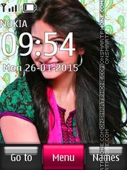 Anushka Sharma 02 theme screenshot