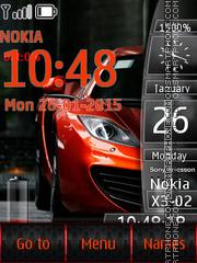 Supercar 02 es el tema de pantalla