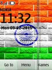 Republic Day In India es el tema de pantalla