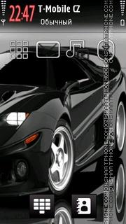Sport Car 09 es el tema de pantalla