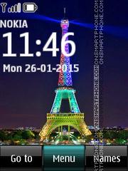 Paris 18 es el tema de pantalla