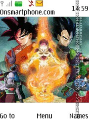 Dragon Ball Z Fukkatsu no F Theme-Screenshot