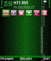 In-Green es el tema de pantalla